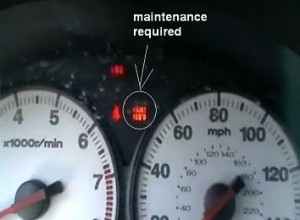 Reset maintenance oil service light Honda Civic.
