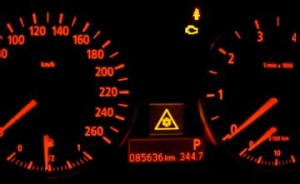 Reset service light indicator BMW e90