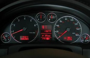 Reset service light indicator Audi A6