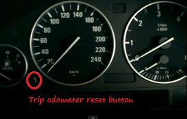Reset oil service light BMW X5