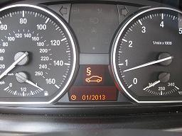 Reset service light indicator BMW 135i 2012