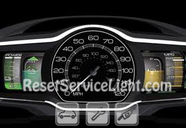 Reset oil life change message Lincoln MKZ
