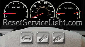 Reset oil life change required Lincoln Aviator