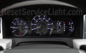 Reset oil life reminder Lincoln MKS