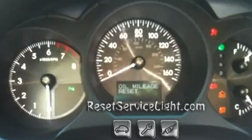 Reset oil mileage maintenance Lexus GS Series