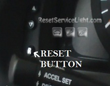 Reset service light indicator Mercedes CLK 200 Kompressor 2000-2003