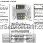 Reset service light indicator Opel Movano