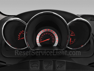 Reset oil service light Pontiac G3