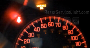 Reset oil service light Pontiac Grand AM