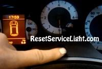 Reset service light indicator Seat Leon Cupra R