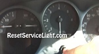 How to reset service light indicator Seat Leon MK2 typ 1P. From year ...