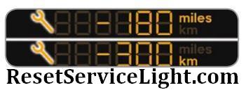 Reset spanner maintenance light on a Citroen C3 II generation