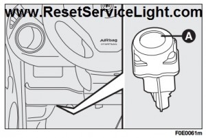 How to reset the fuel system and the lights Fiat Multipla