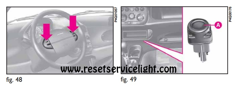 Reset Fuel Cut Off Switch Fiat Seicento Reset Service