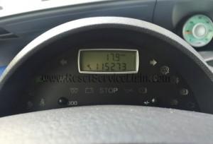 Reset oil warning light Fiat Ulysse