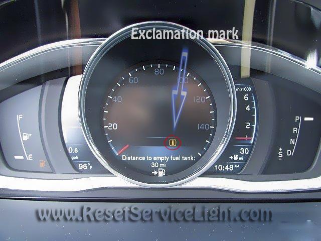 Reset service light Volvo V60 – Reset service light, reset ...