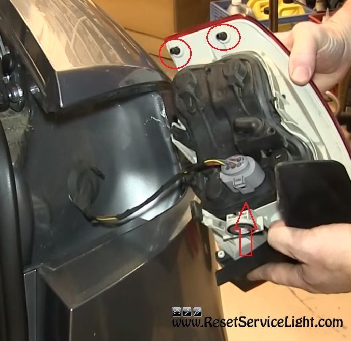 How To Change The Back Light Bulb On Audi A4 B7 Reset
