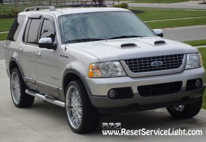 How to change the headlight assembly on Ford Explorer 2004