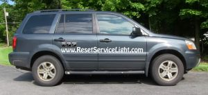 How to replace the rear door panel on Honda Pilot 2003 to 2008