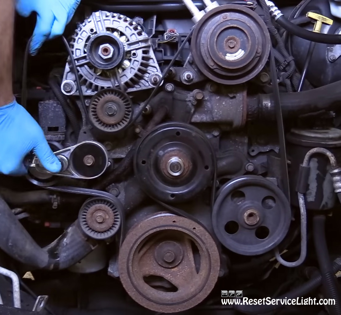 How To Replace The Alternator On A Dodge Ram 2003 2008