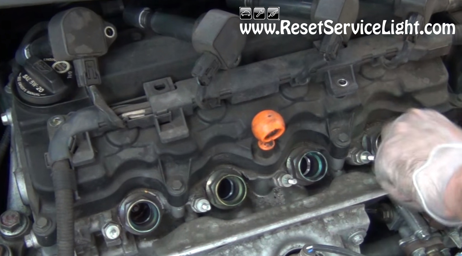 How To Reset Service Light On A 2014 Honda Civic | Autos Post