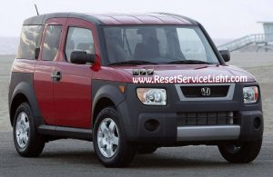 DIY, change the tail light bulbs on Honda Element 2003-2008