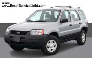 How to change the air filter on Ford Escape 2000-2006