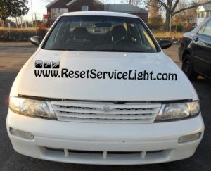 DIY, replace the front grille on Nissan Altima 1993-1997