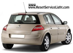 How to replace the glass of the side mirror on Renault Megane MK2 2002-2012