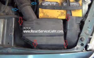 remove-the-lid-of-the-air-box-on-honda-accord-1997-2002