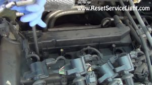 replace the spark plugs on Ford Focus 1999-2007