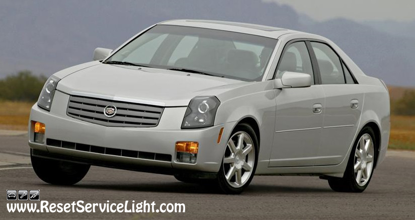 change the blower motor on Cadillac CTS 2005 – Reset service ...