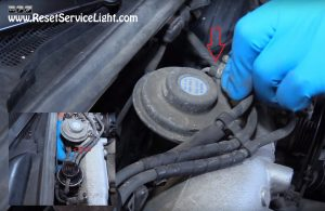 remove-the-egr-valve-vacuum-lines-on-toyota-camry-1997-2001