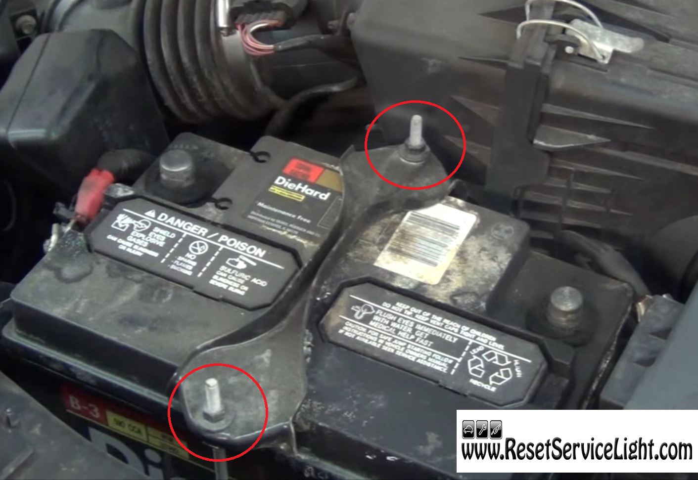 Service Manual 2009 Jaguar Xj Plenum Removal 2009