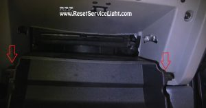 remove-the-hinges-holding-the-glove-box-on-saturn-ion