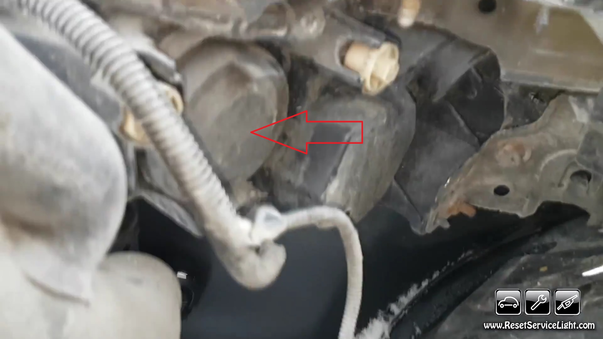 how to reset oil change light fiat 500