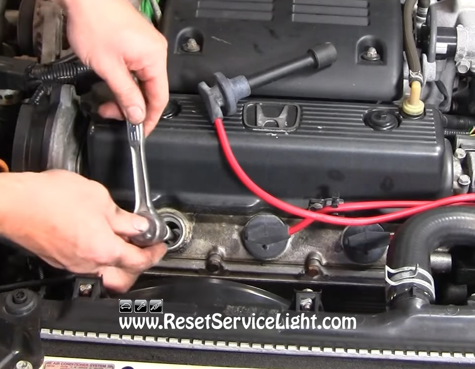How To Change The Spark Plugs On Honda Accord V6 1995 1997