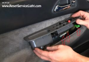 How to change the window switch on honda accord 1994 1997 for 1994 honda accord power window switch