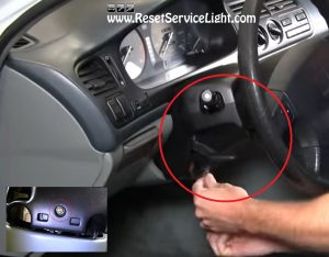 change  turn signal switch  honda accord   reset service light reset oil
