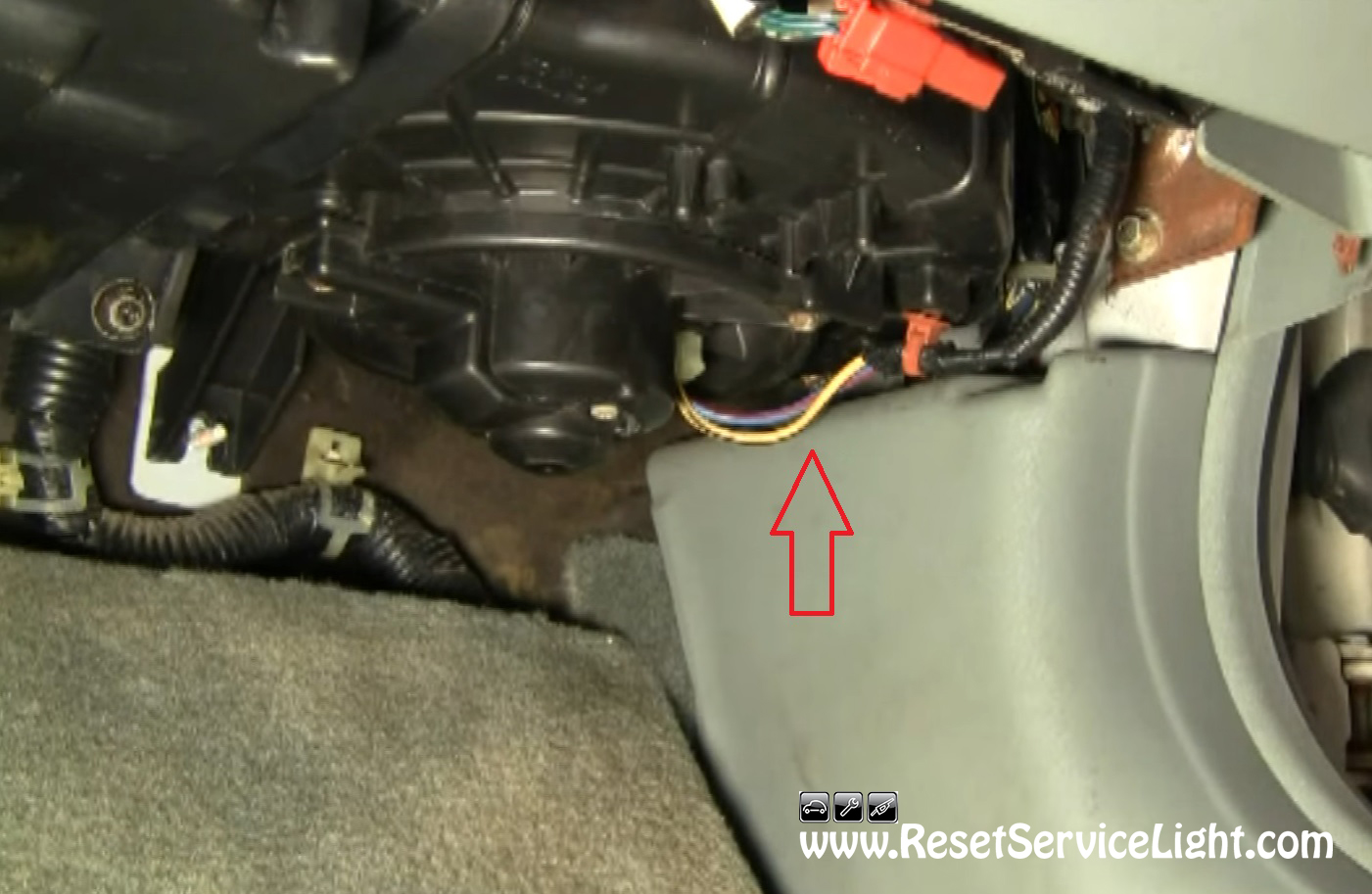 How To Change The Blower Motor On Honda Accord 1992 2006