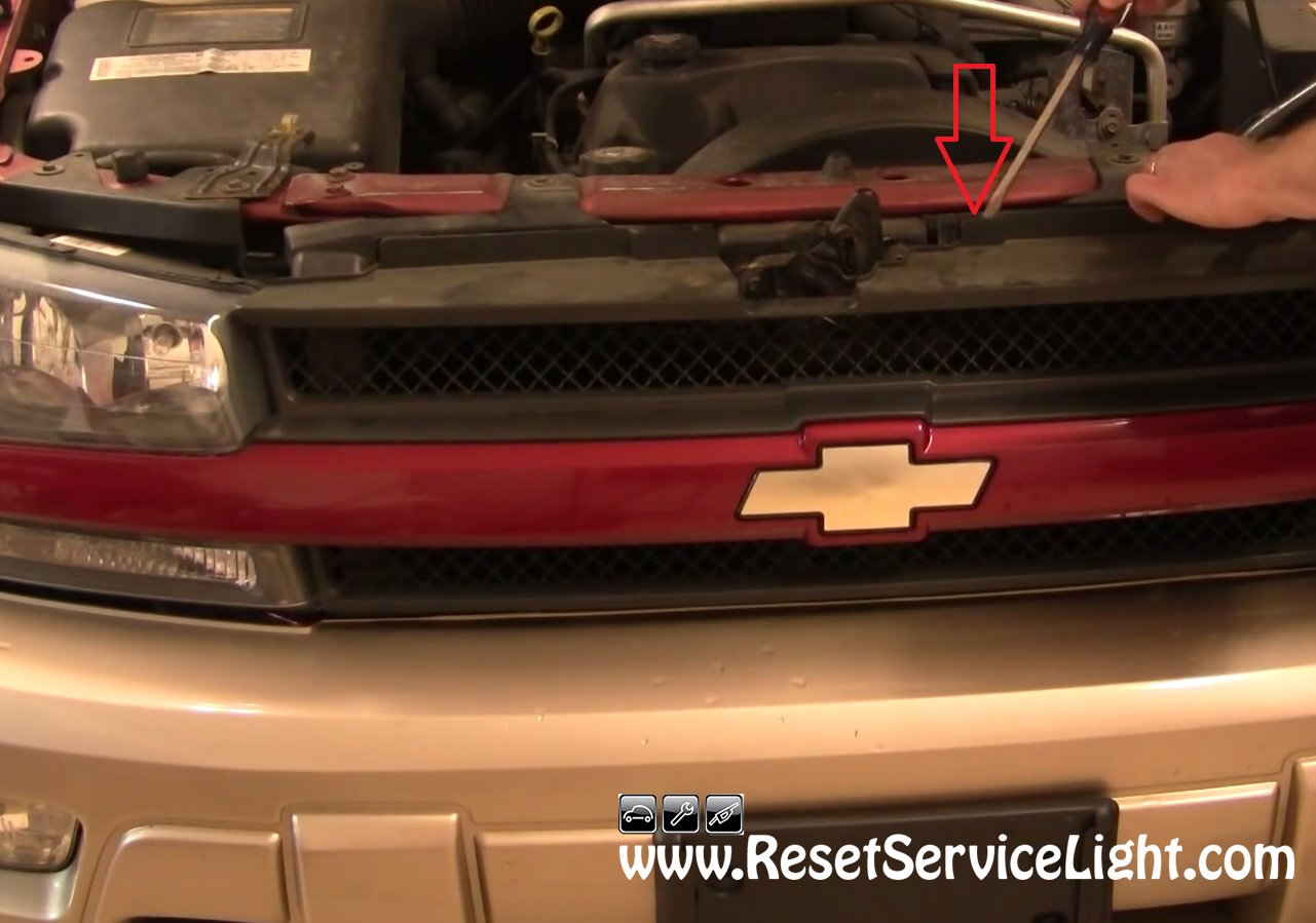 Service Manual How To Change The Front Grille On Chevy