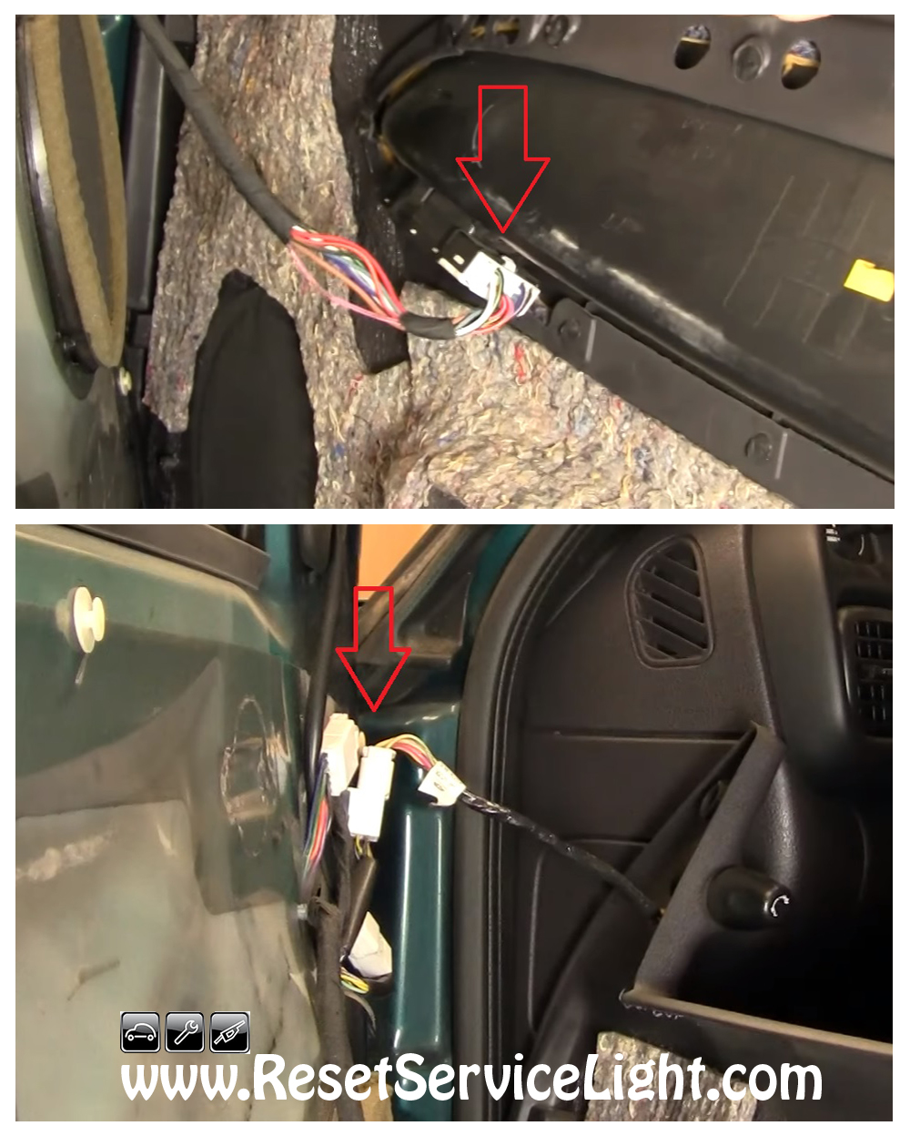 Now you can make the desired repairs and reinstall the door panel reversing the process above. You will have to plug back those harnesses ... & How to remove the door panel on Dodge Ram 1994-2001 \u2013 Reset service ...