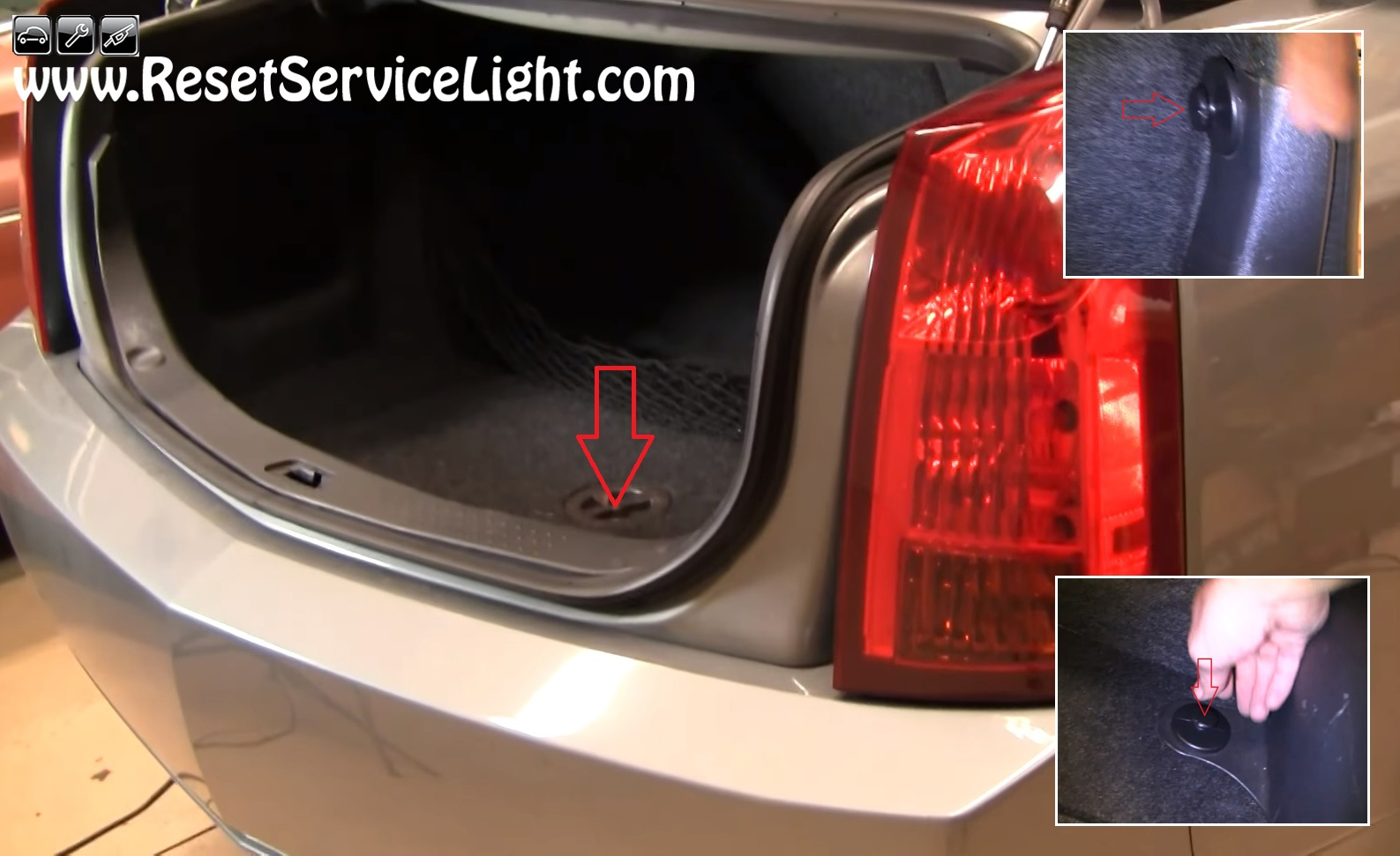 By Doing That You Will Gain Access Behind The Tail Light Where Find Two Bolts Secured 10 Mm Nuts As Can See In Picture Below