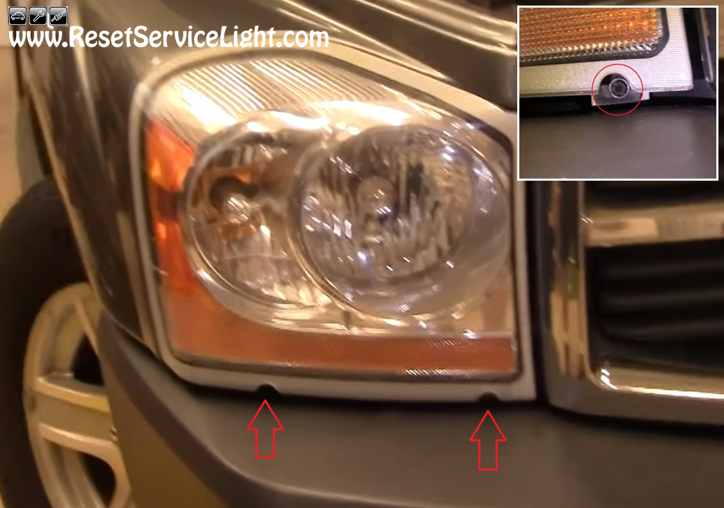 After You Do It Turn The Wheel Behind Headlight To Interior Of Car Because Will Have Access A Plastic Cover In Front