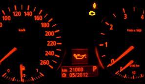 Reset oil service light BMW E90