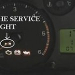 Reset service light indicator Ford Transit