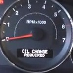 Reset oil service light Jeep Grand Cherokee