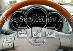 Reset Maintenance Required Light Lexus Rx 330
