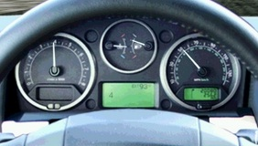 Reset service light indicator Land Rover Discovery 3