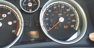 Reset InSP warning light Opel Corsa D